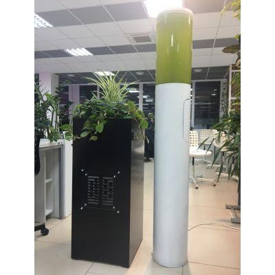 """Биофильтр-генератор кислорода """"Veoly"""" - очистка воздуха в помещении"""