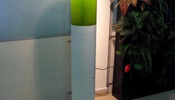 Лабораторные фотобиореакторы для культивирования микроводорослей собственного производства